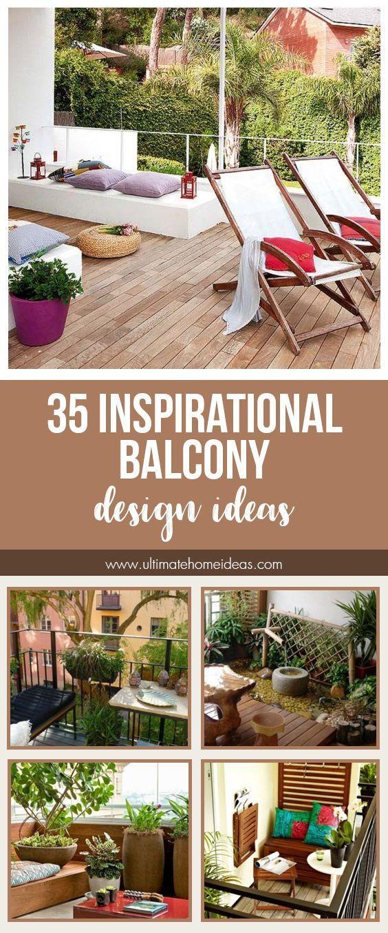 inspirational balcony design ideas ultimatehomeideas balconyideas homeideas also rh pinterest