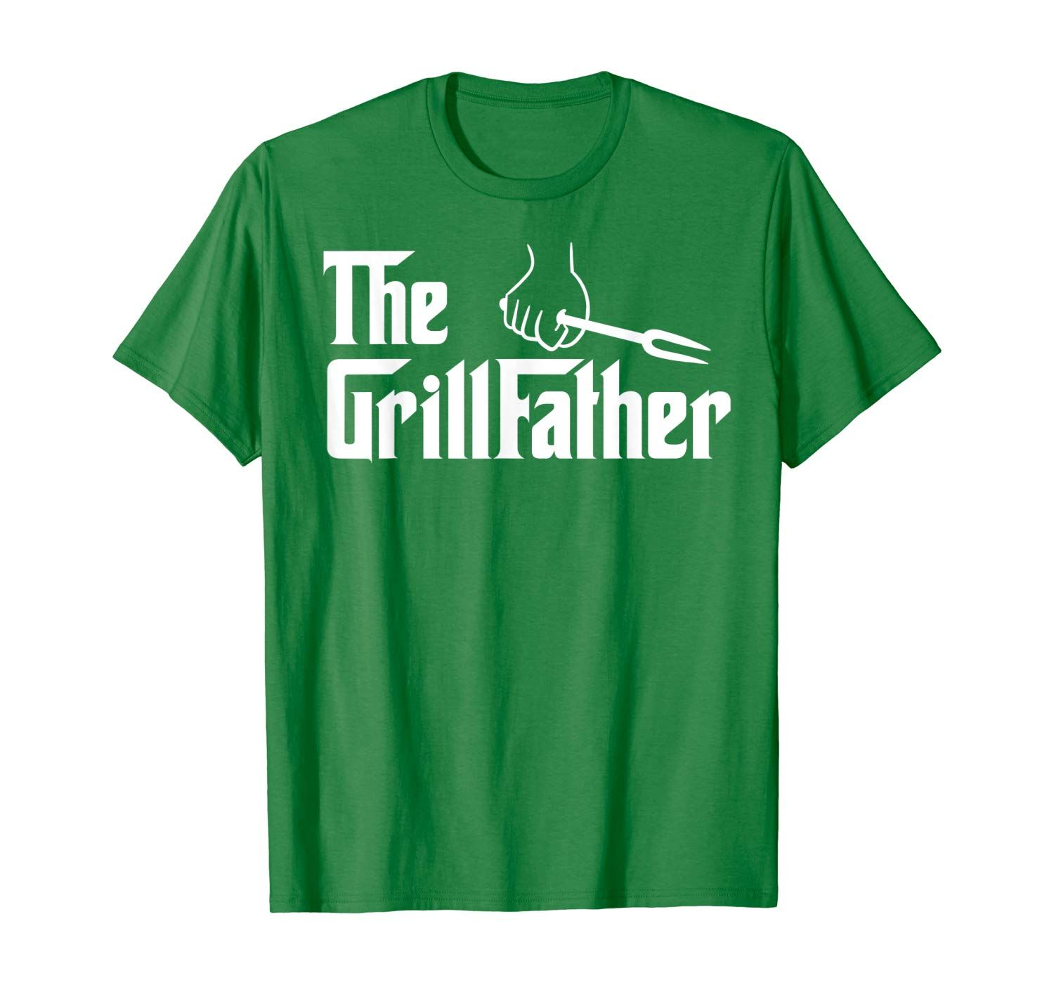 BBQ T Shirt Funny Cooking Gifts for Men Grill Master