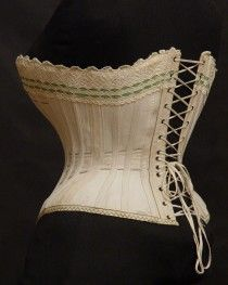 1890's wonderful corset from russia with images