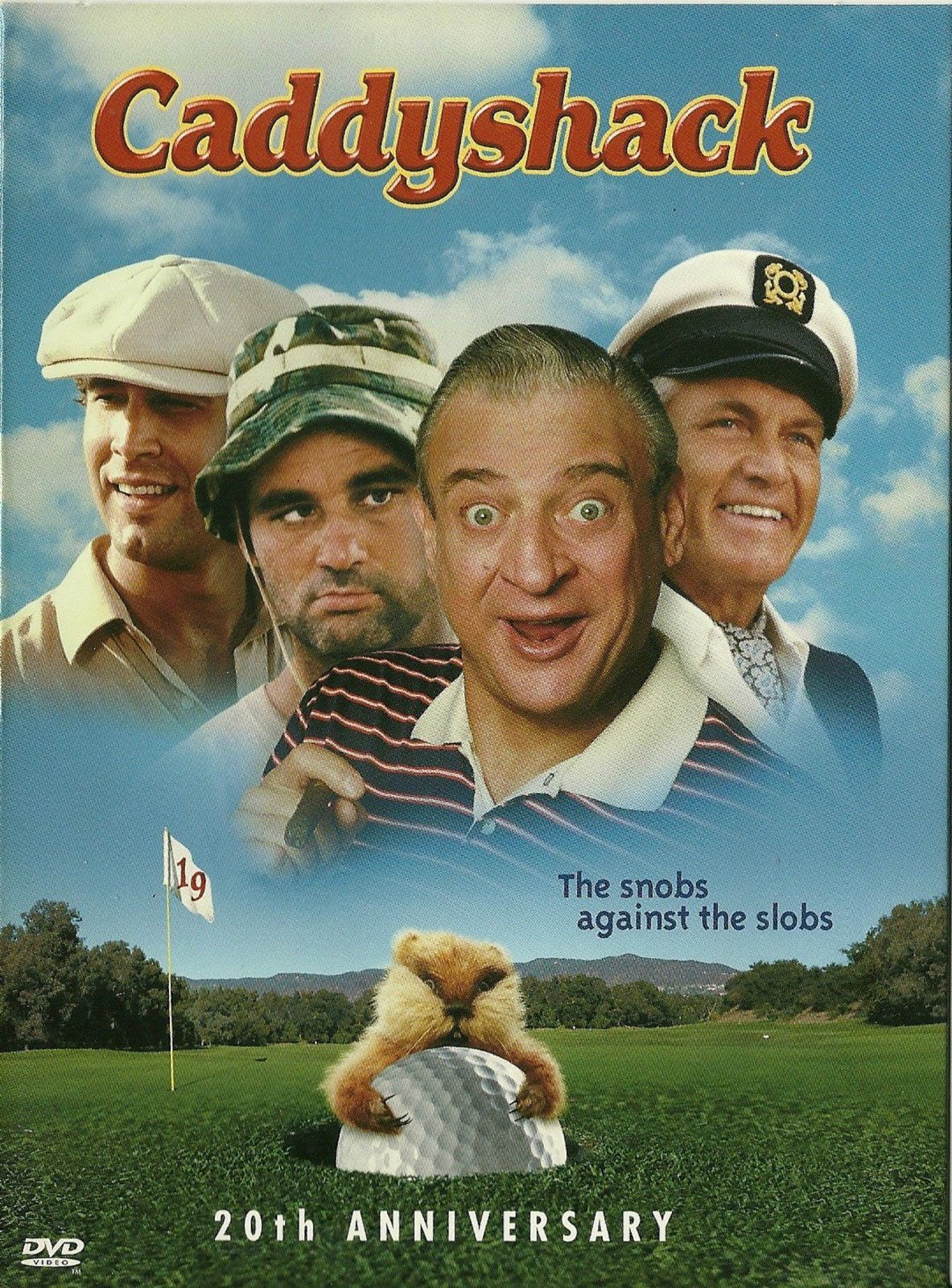 R I P December 7 1923 Aug 26 1986 Ted Knight Caddyshack Funny Movies Comedy Movies Caddyshack Movie