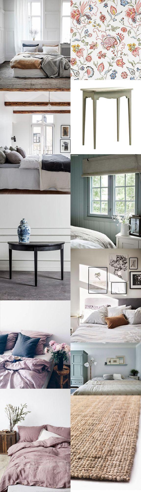 Gotlandsinredningen – sovrummet