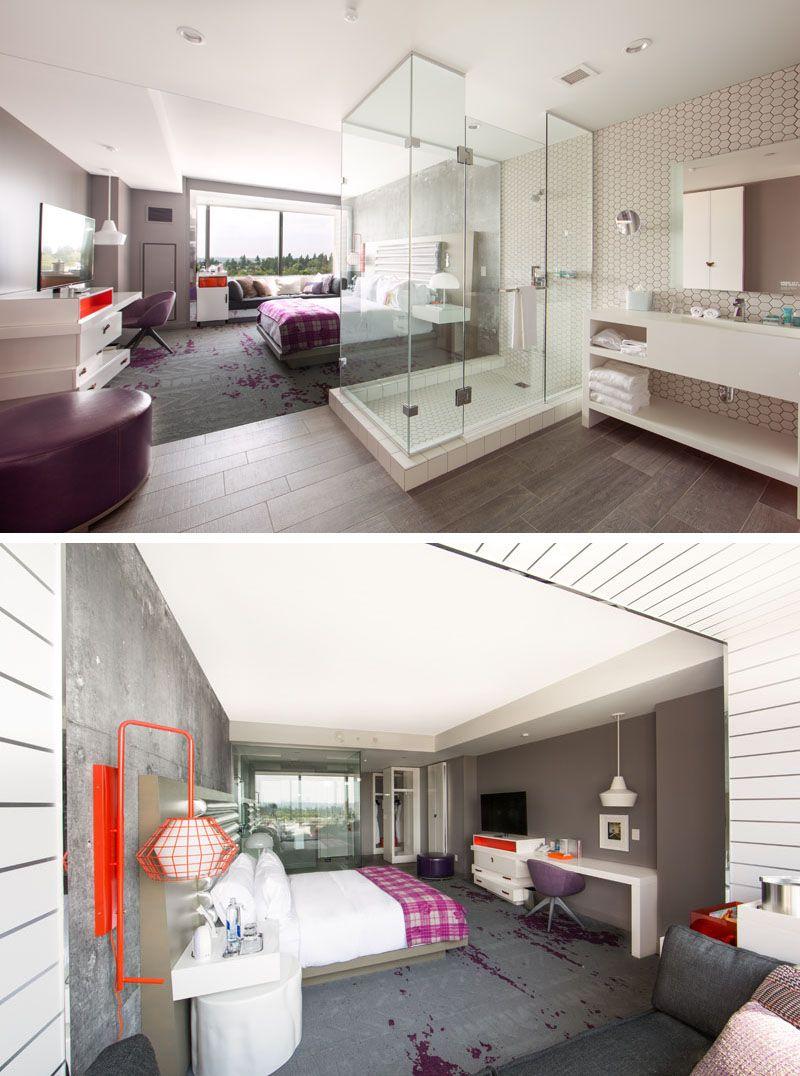 Take A Look Inside The Newly Opened W Bellevue Hotel   Modern hotel ...
