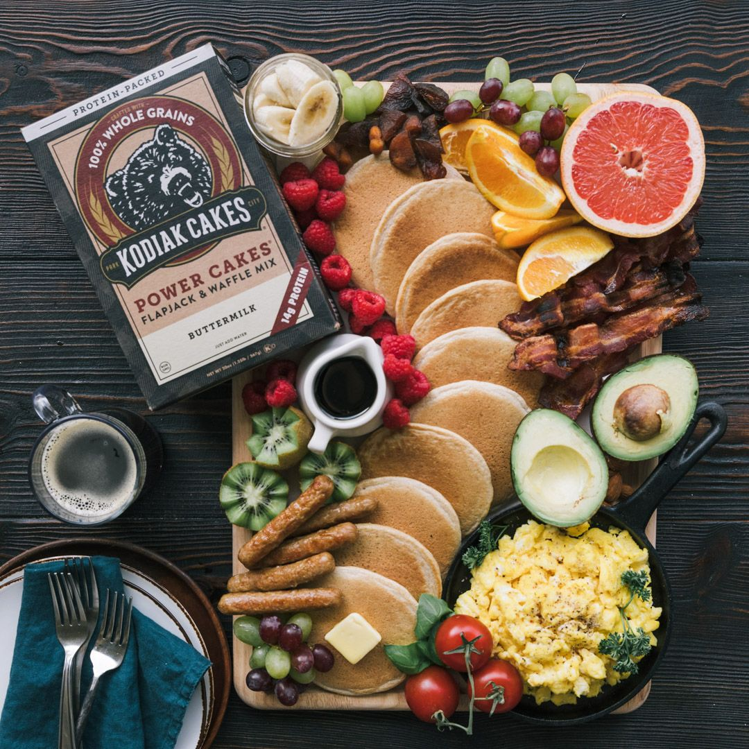 Kodiak Cakes Pancake Board