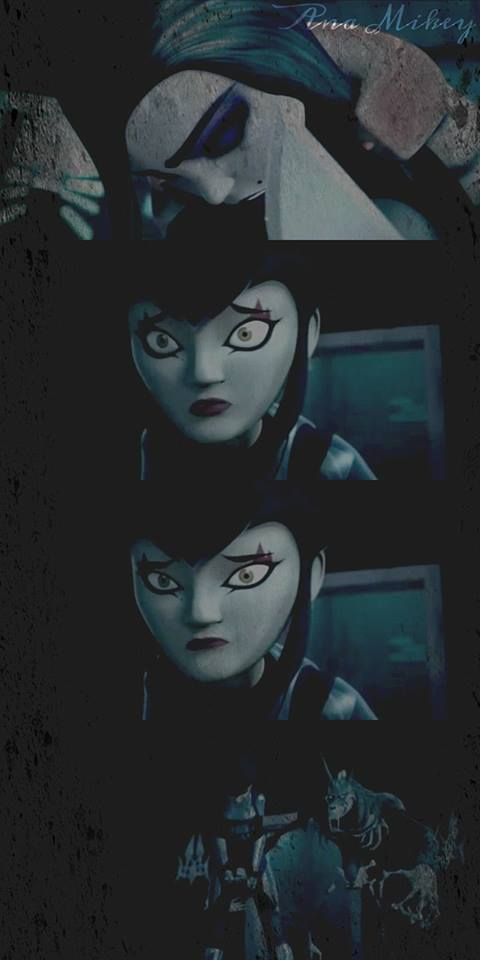 Karai's weak point are her friends. Awwwww <><><><> Actually I'm pretty sure that if you hurt her friends or family you'll die.