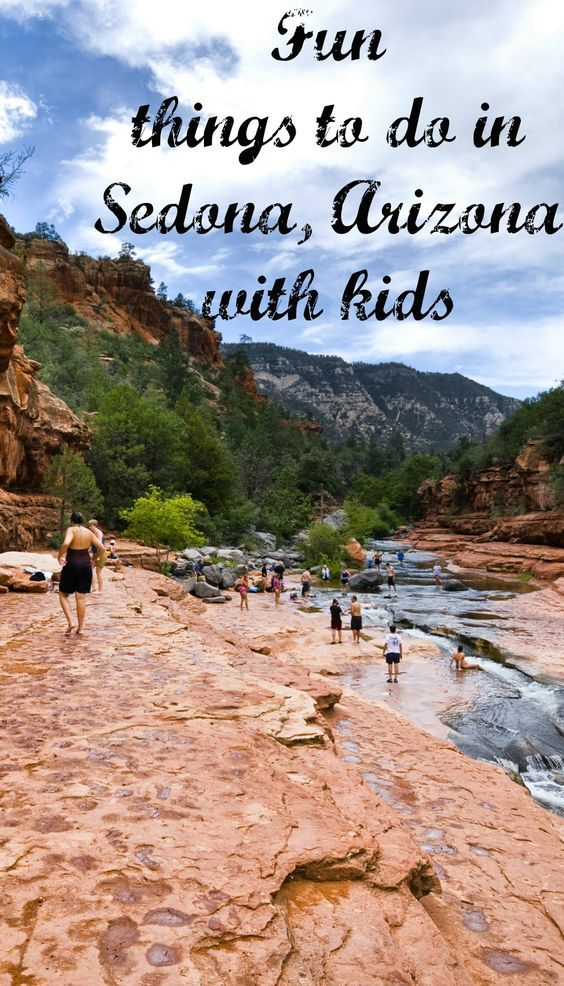 Top Things To Do In Sedona AZ With Kids