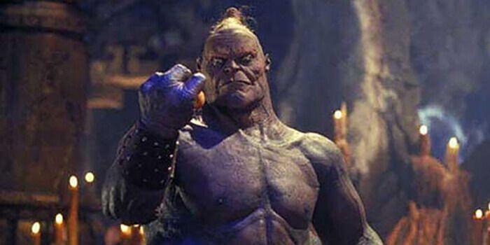 Mortal Kombat Movie Goro Mortal Kombat Movies Fictional Characters