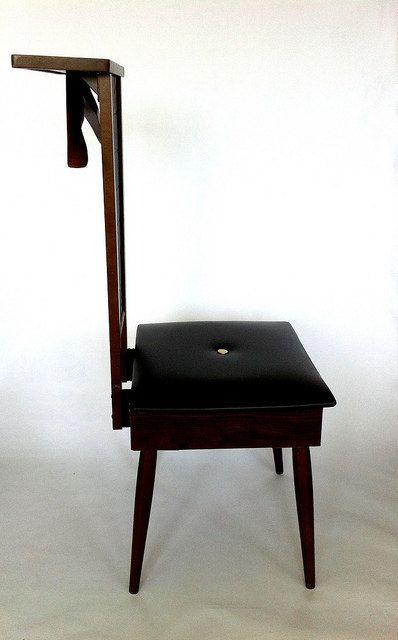 Mid Century Modern Valet Butler Chair | Chairs || Modish ...