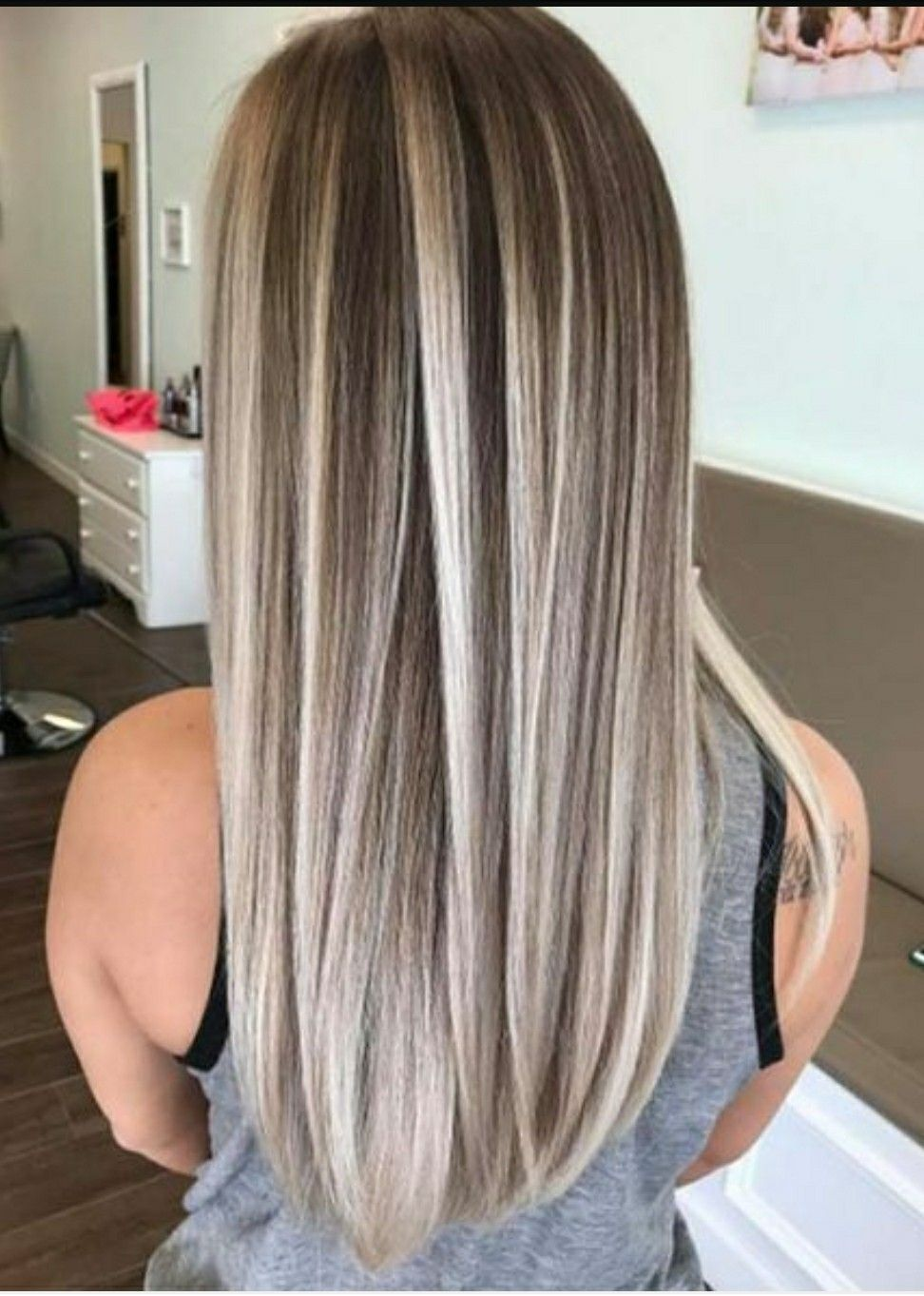 Pin By Melanie Hannah On Pretty Hair Color Pinterest Hair