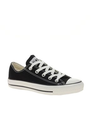 Converse+Chuck+Taylor+All+Star+Core+Black+Ox+Trainers  7ca20dcb845