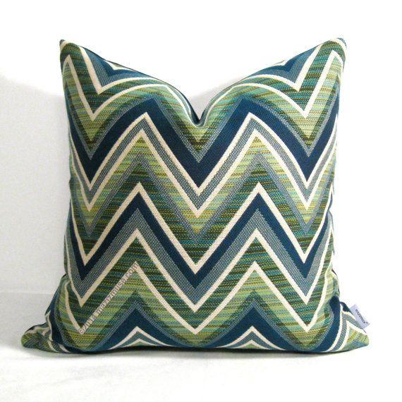 Decorative modern and super soft Chevron pillow cover in