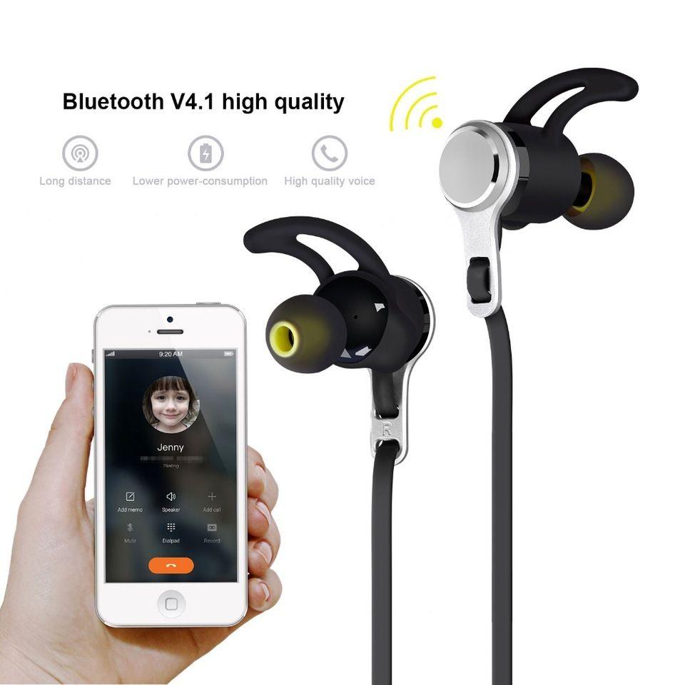 Cheap wireless earphone bluetooth v4.1 headphones sport