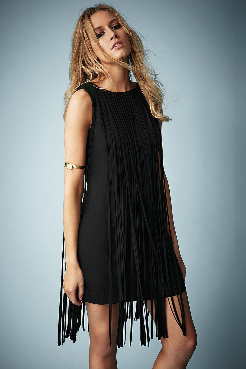 A fabulous 1920s style Topshop fringed