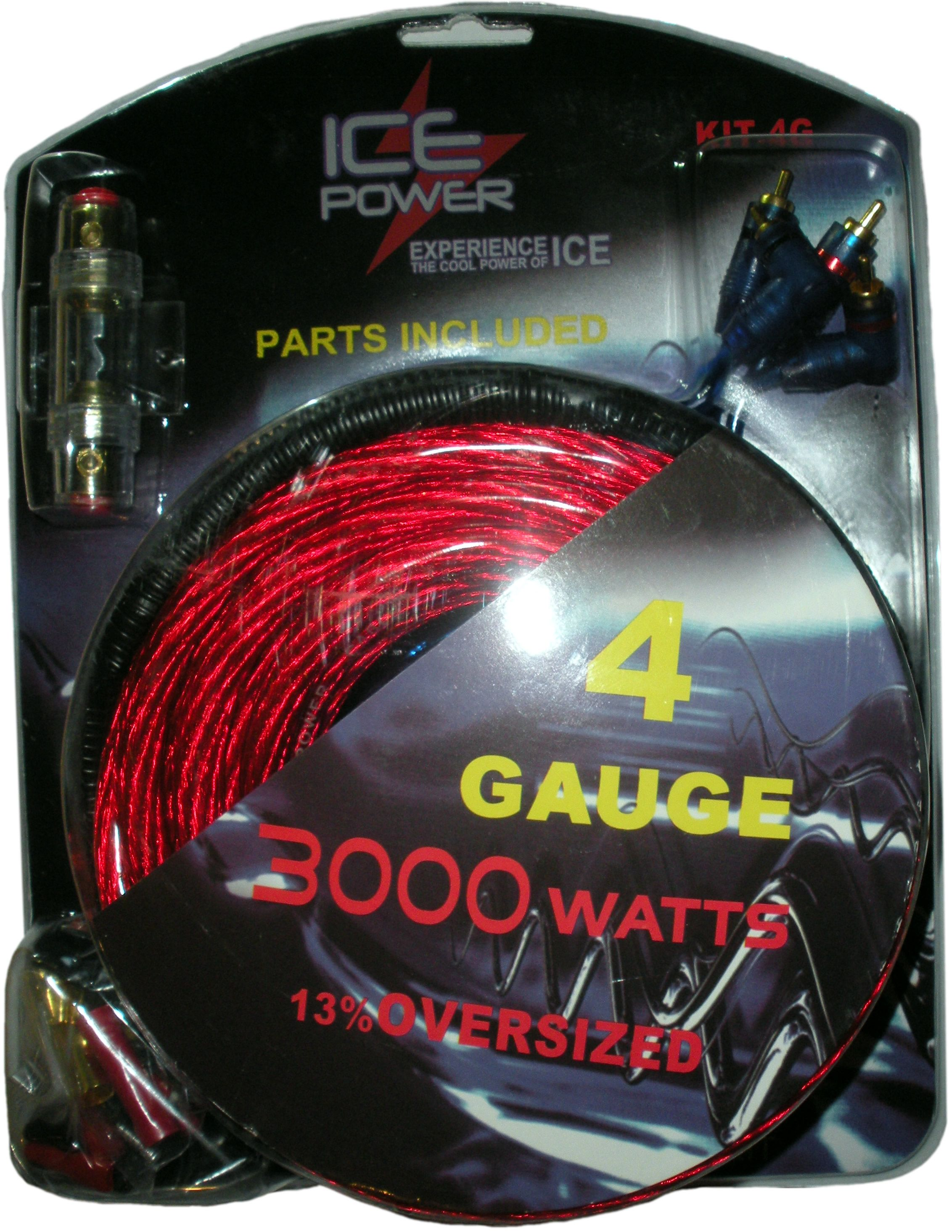 Ice Power Amazoncom Ebaycom The Greatest 4 Gauge Awg Complete Amplifier Wire Install Kit 4g Amp Wiring Ebay Installation By New England Providore