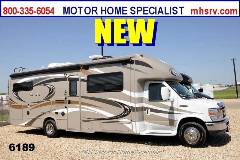 New Thor Motor Coach Four Winds Siesta For Sale In