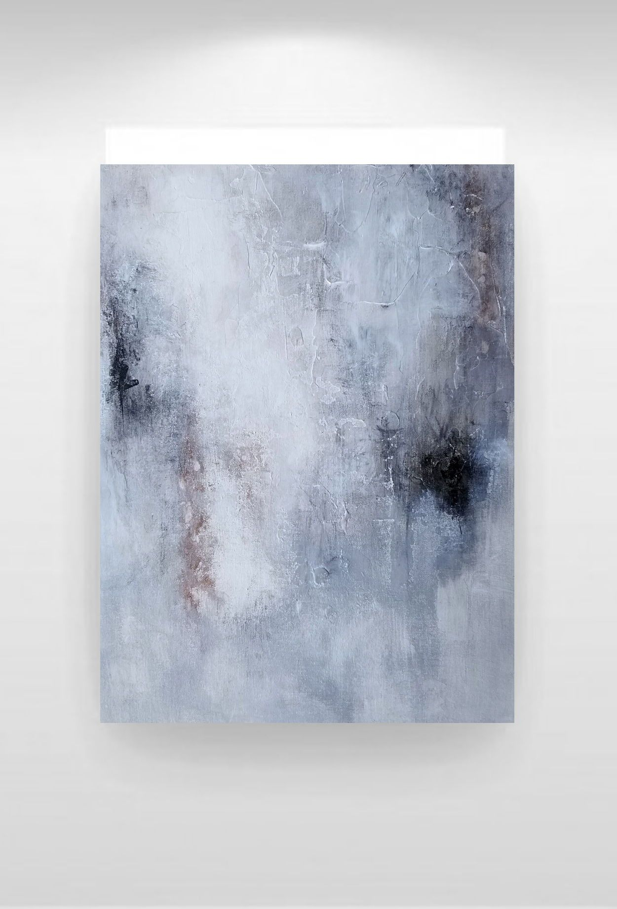 Modern Abstract Painting Black And White Decor Wall Hanging Affordable Art Available On Etsy Https Abstract Art For Sale Abstract Wall Art Buy Art Artworks