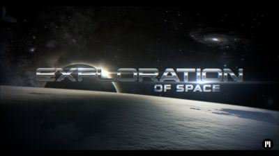 Outer Space Journey Trailer Motion5 and FCPX Template http ...