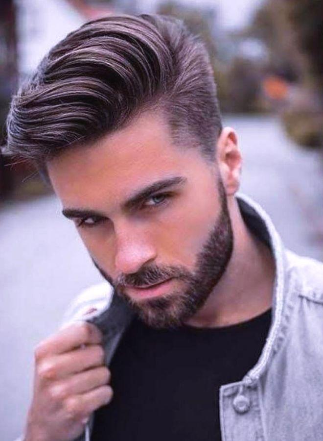 41 Trendy Medium Length Hairstyles For Stylish Men 2019 Update Mens Hairstyles Medium Cool Hairstyles For Men Trendy Mens Haircuts