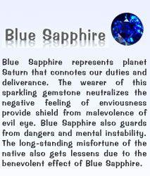 Blue Sapphire Gemstone Gemstones Blue Sapphire Crystals And Gemstones