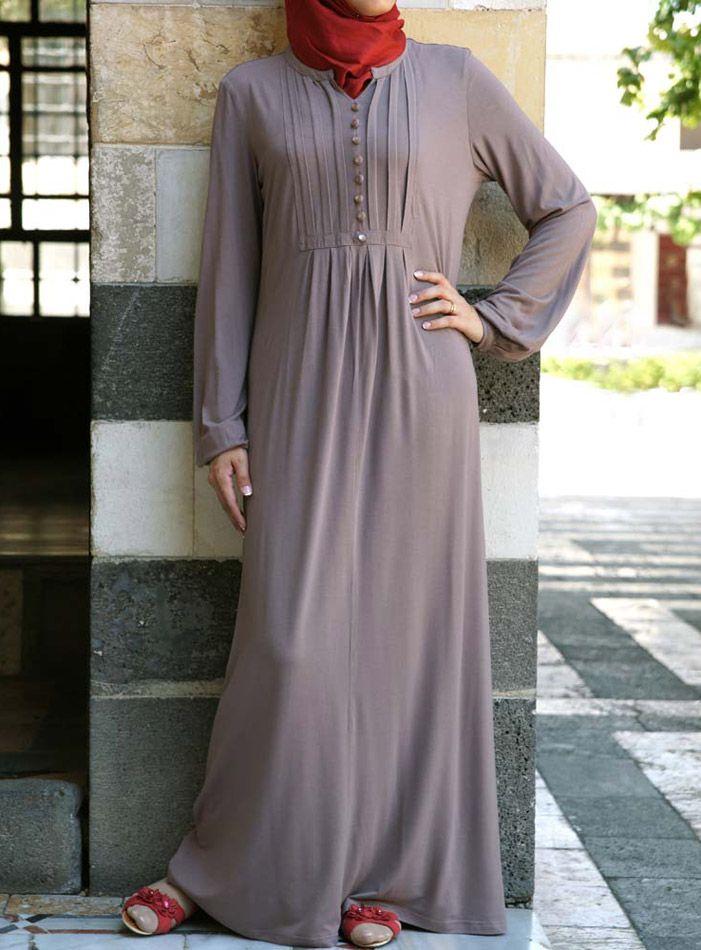 Carefree Abaya