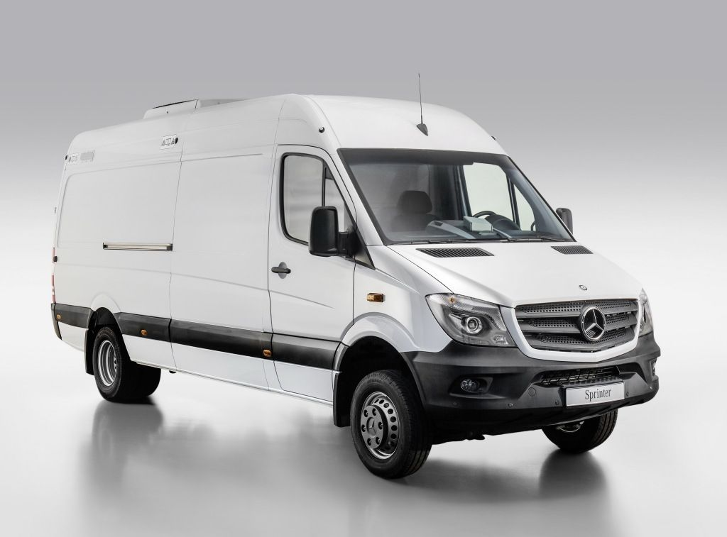 2017 Mercedes Benz Sprinter Worker Us Spec W906 Автобуси Pinterest And