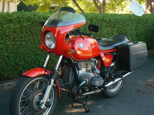 1977 BMWR100S