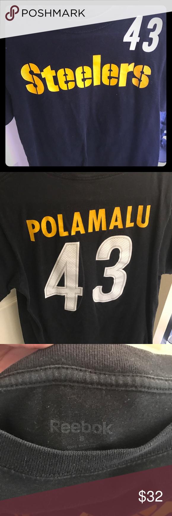 Steelers tee Small Reebok Tops Tees - Short Sleeve