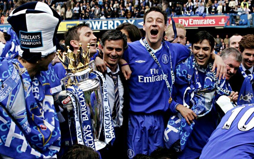 2005 Premier League Winners: CHELSEA | Premier league winners, Premier  league champions, Chelsea football club