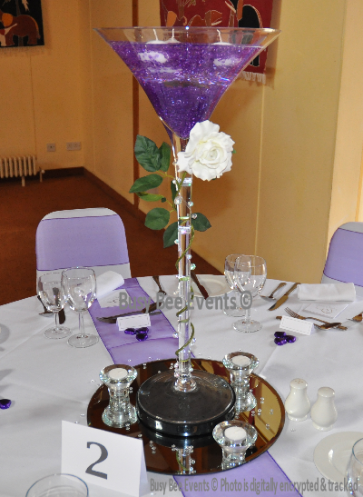 Table centerpieces other decorations services