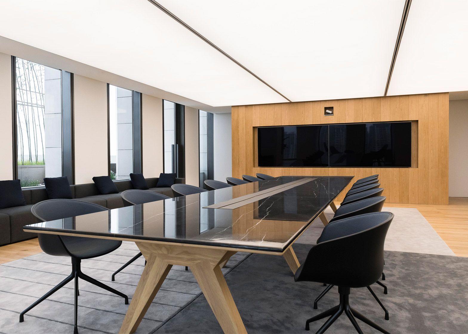Aim Architecture designs modern interior for Soho Bund hotel