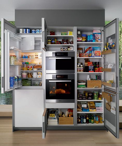Creative Storage Solutions For Small Kitchens   Interior Design   Every  Householder May Love To Have A Spacious Kitchen With A Lot Of Room For  Storage And ... Part 25