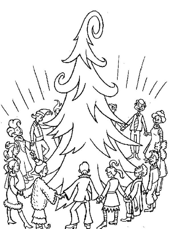 Dr Seuss The Grinch Coloring Pages Google Search Grinch Coloring Pages Free Christmas Coloring Pages Christmas Coloring Pages