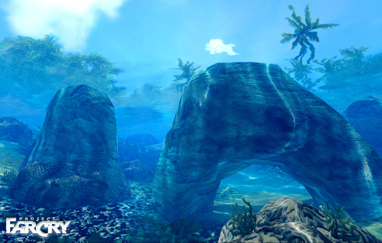 underwater ocean | underwater ocean view image - project far cry mod