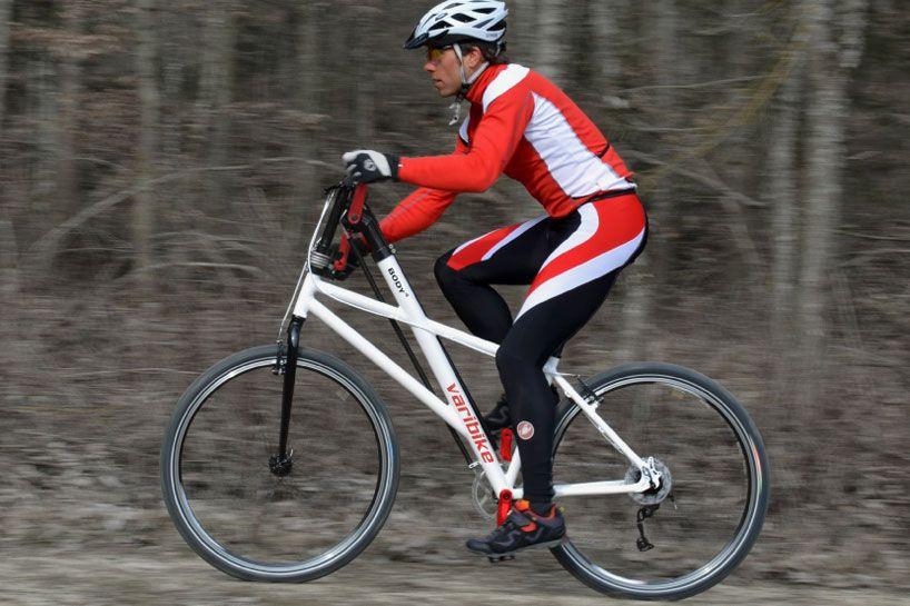 Varibike Arm Leg Propulsion Training Bicycle Bicicletas Bici Ciclismo