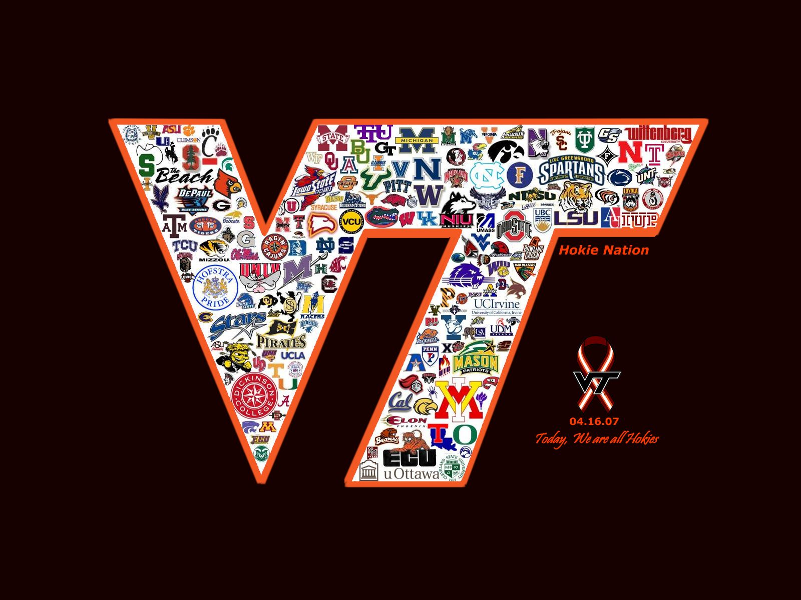 Never Forget I Know It S A Bit Late But Better Late Than Never 4 16 07 Only 5 Years Ago Hokies Va Tech Virginia Tech Hokies