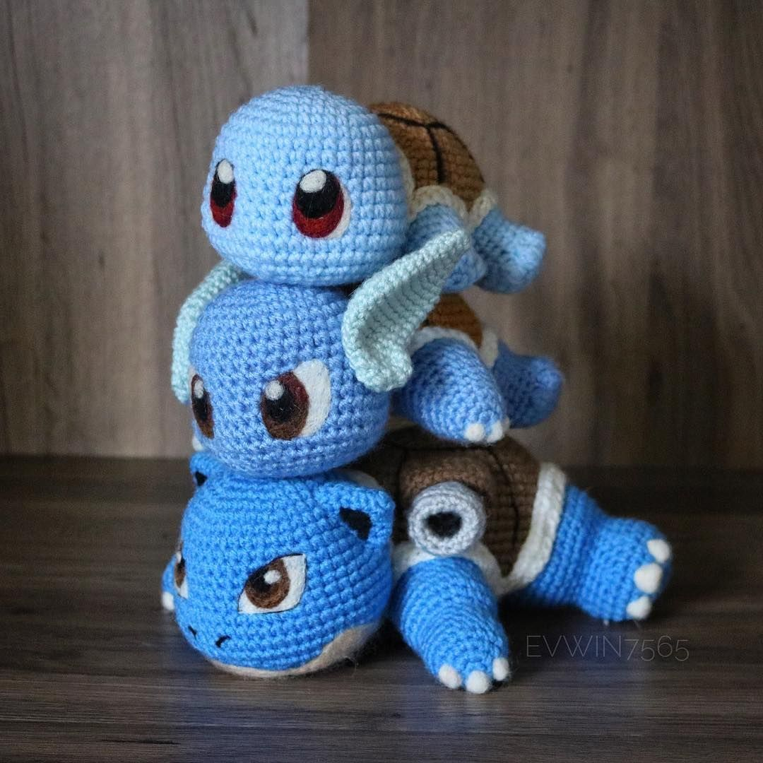 Poliwag / Quapsel - Crochet Pokemon - phone case | Crochet, Tricot et  Pochette de telephone | 1080x1080