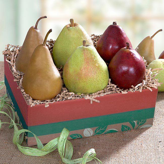 Pears Gift Box