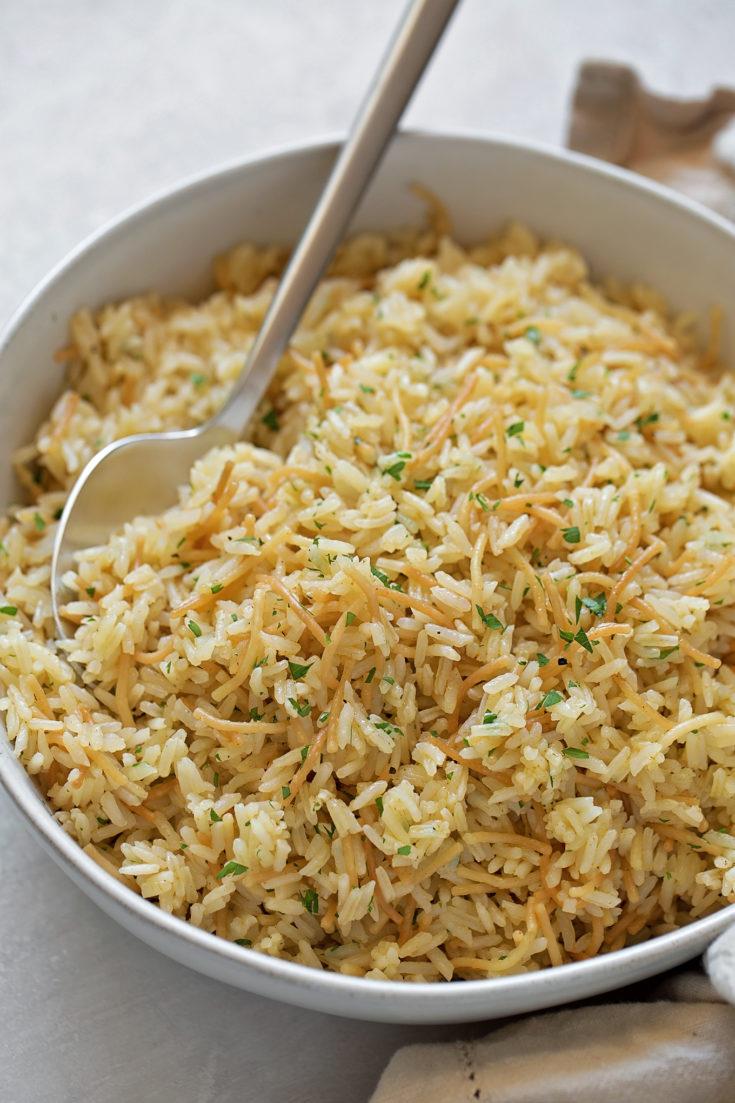 instant pot rice pilaf  recipe  pot recipes pilaf recipes