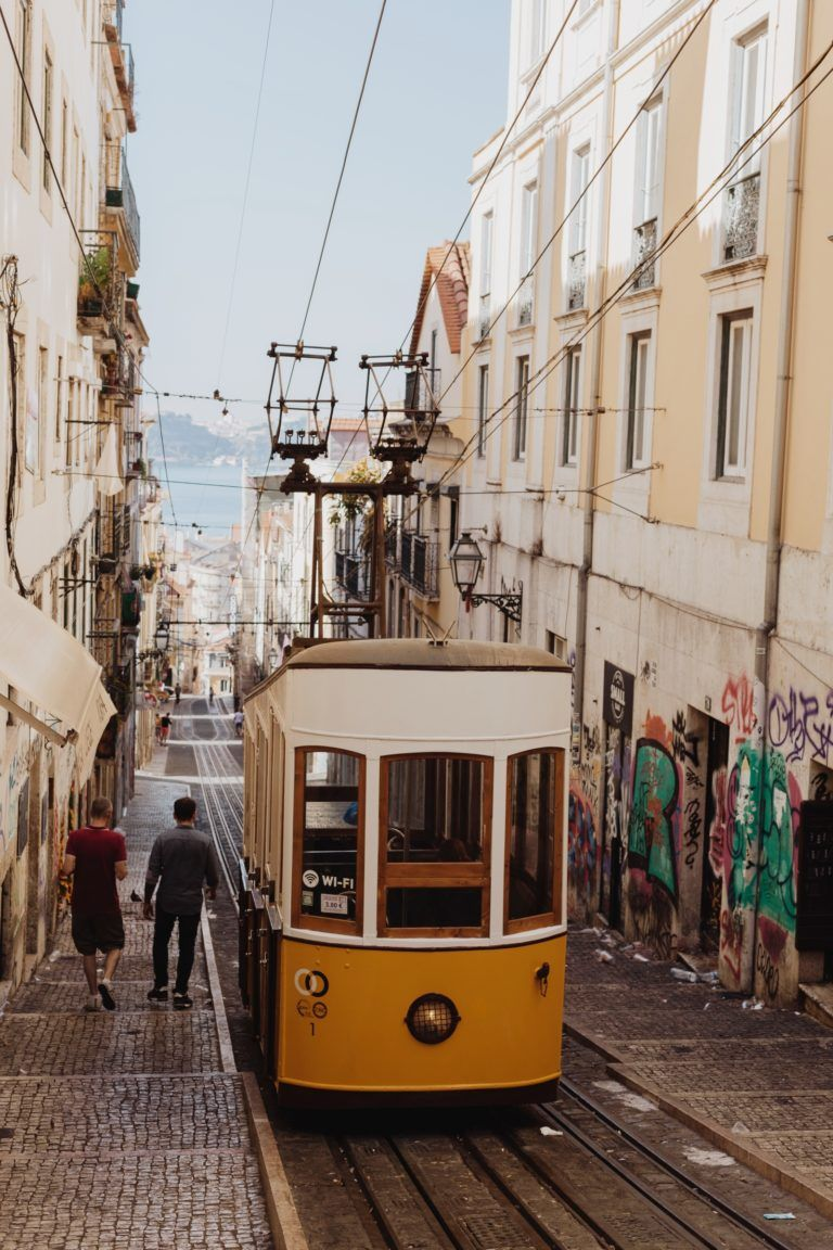 Lissabon Travel Guide In High Fashion Laune In 2020 Lissabon Portugal Reisen Reisen