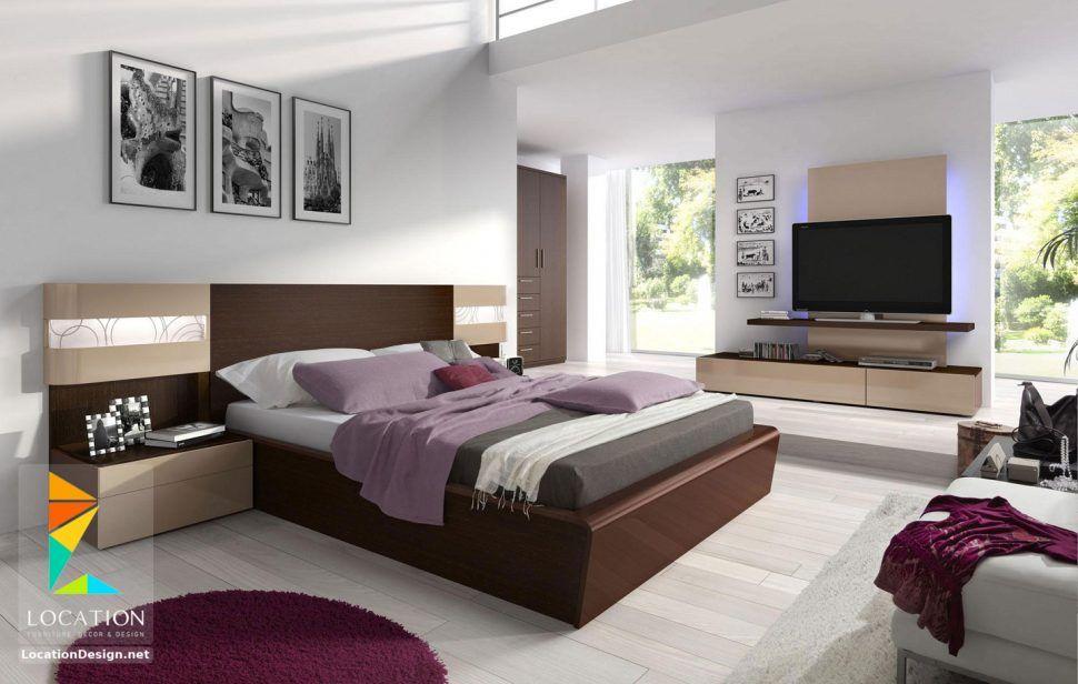 اشكال غرف نوم كاملة بالدولاب جرار 2019 2020 لوكشين ديزين نت Modern Bedroom Furniture Bedroom Interior Contemporary Bedroom Sets