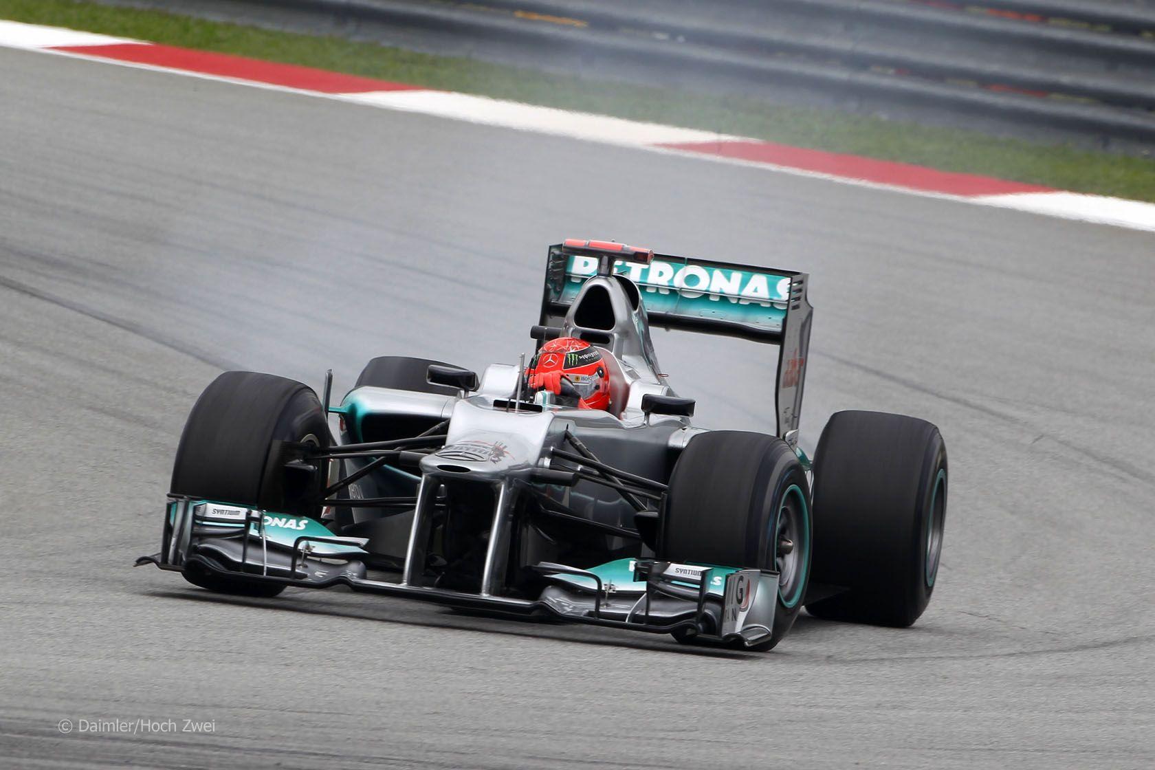Schumacher Mercedes F1 Full Hd Wallpaper: Michael Schumacher Mercedes