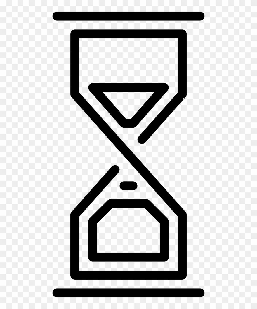 Download Hd Png File Hourglass Icon Orange Png Clipart And Use The Free Clipart For Your Creative Project Clip Art Free Clip Art Icon