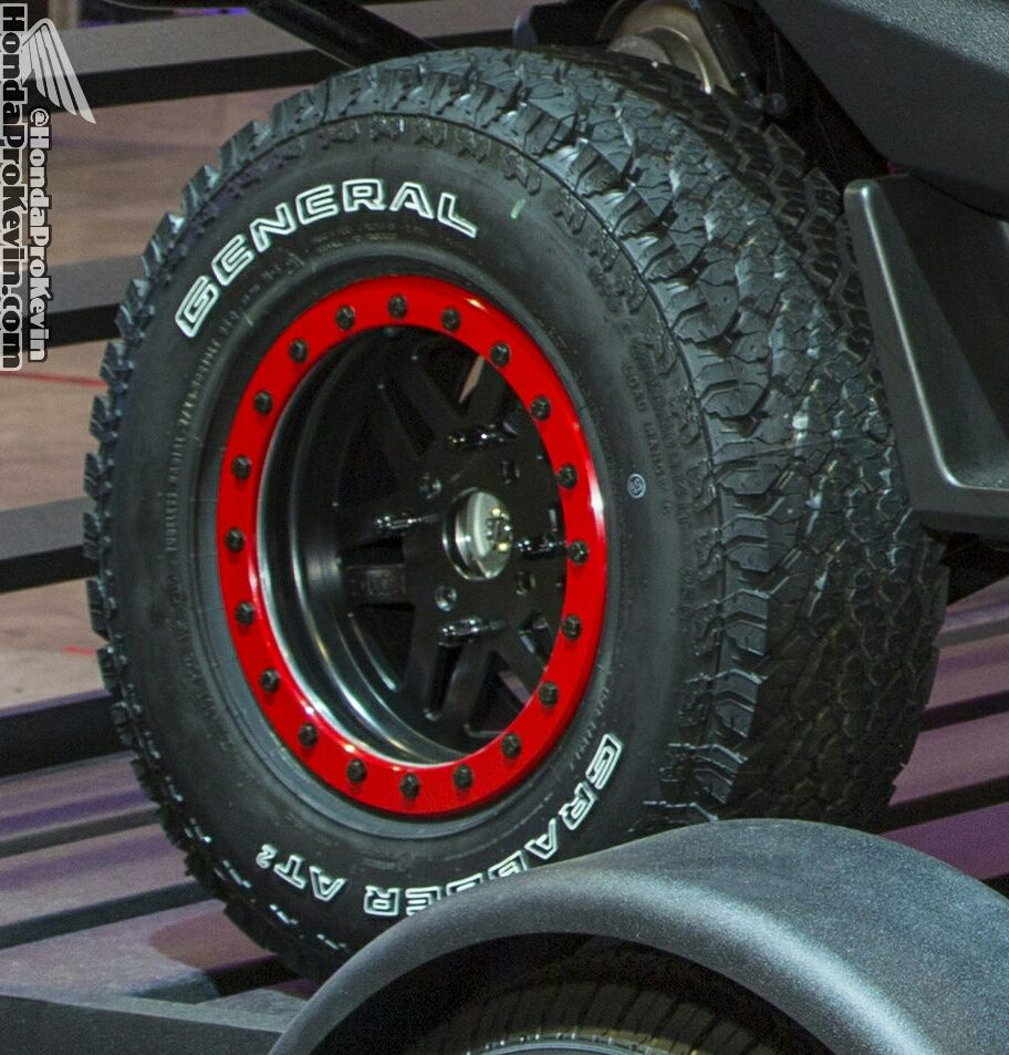 Honda Pioneer 1000 Tires & Wheels | New 1000cc Honda UTV