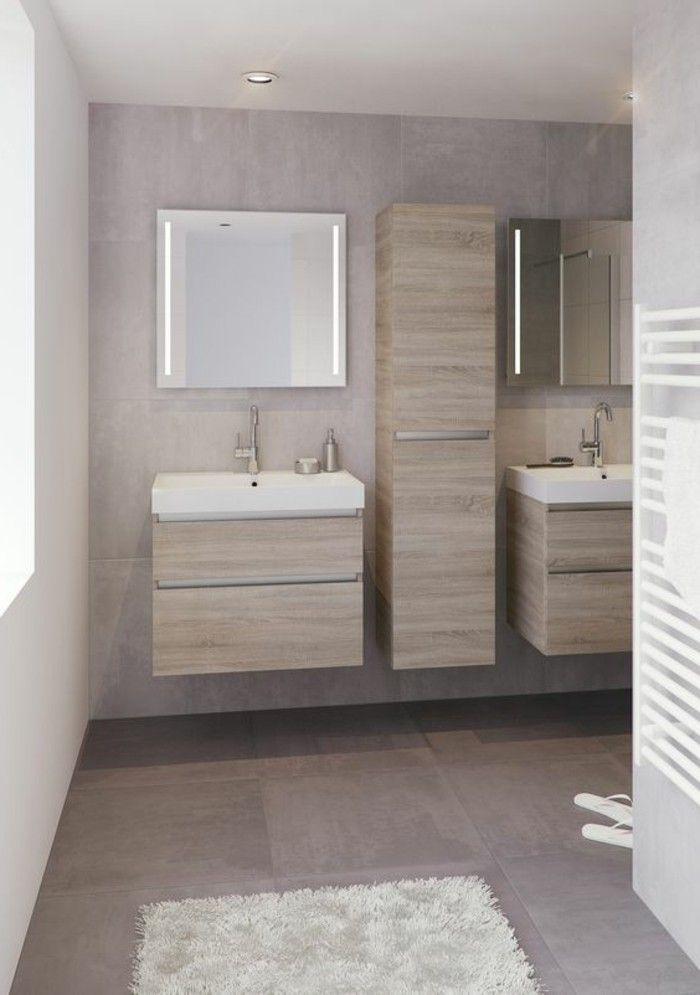 La colonne de salle de bain, nos propositions en 58 photos ...