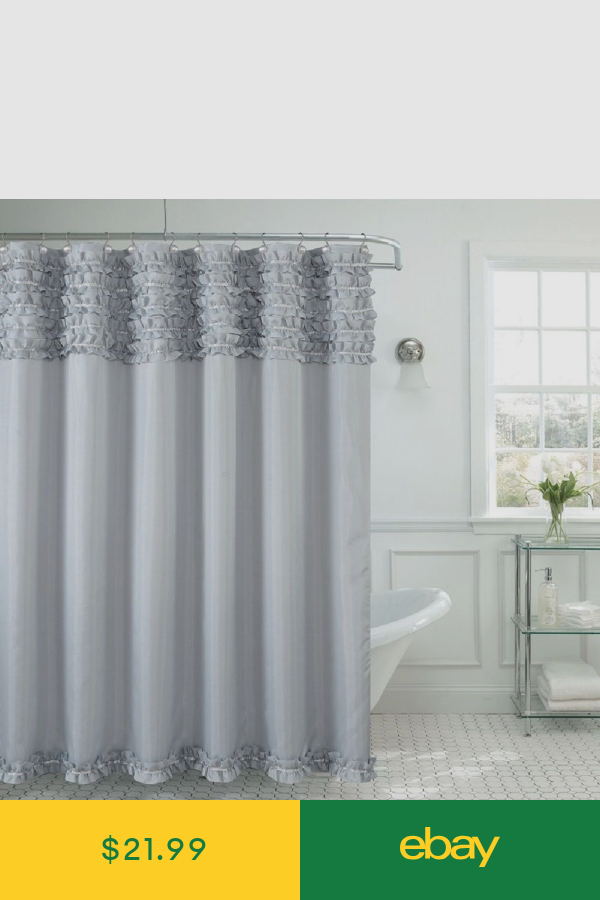 Shower Curtains Home Garden Ebay Curtains Shower Curtain