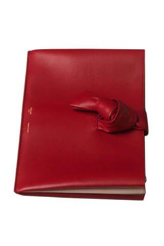 celine colorful clutch bag