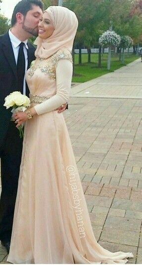 her dress and overal look is beautiful | Hijabi | Pinterest | Mein ...