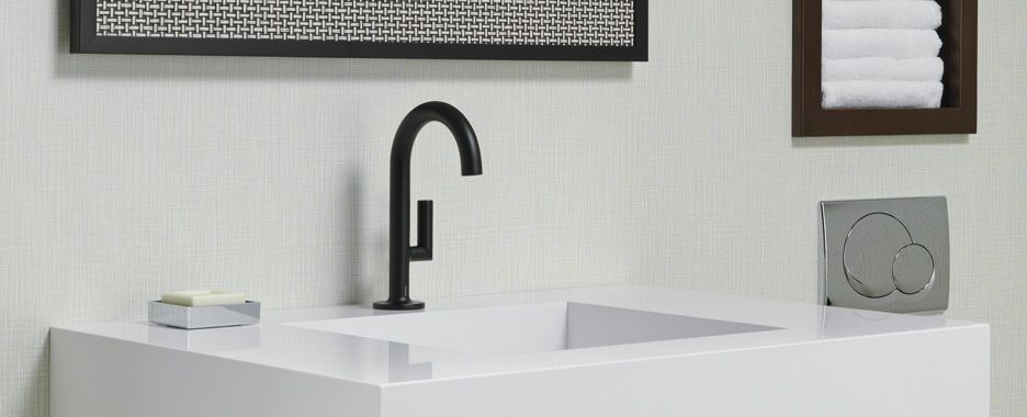 Bathroom Faucet From Brizo This Line Is Called Jason Wu There S Also A Wall Mount Version Bathroom Decor Small Bathroom Renovations Fixtures