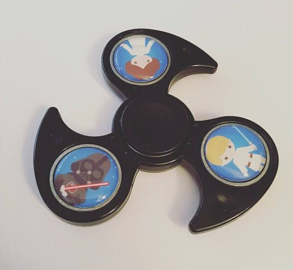 star wars spinner custom star wars fidget spinner ninja | fidget