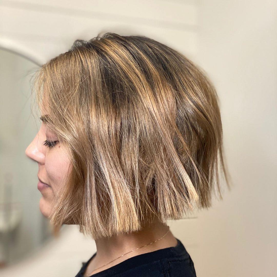 19++ Chin length bob haircut ideas in 2021
