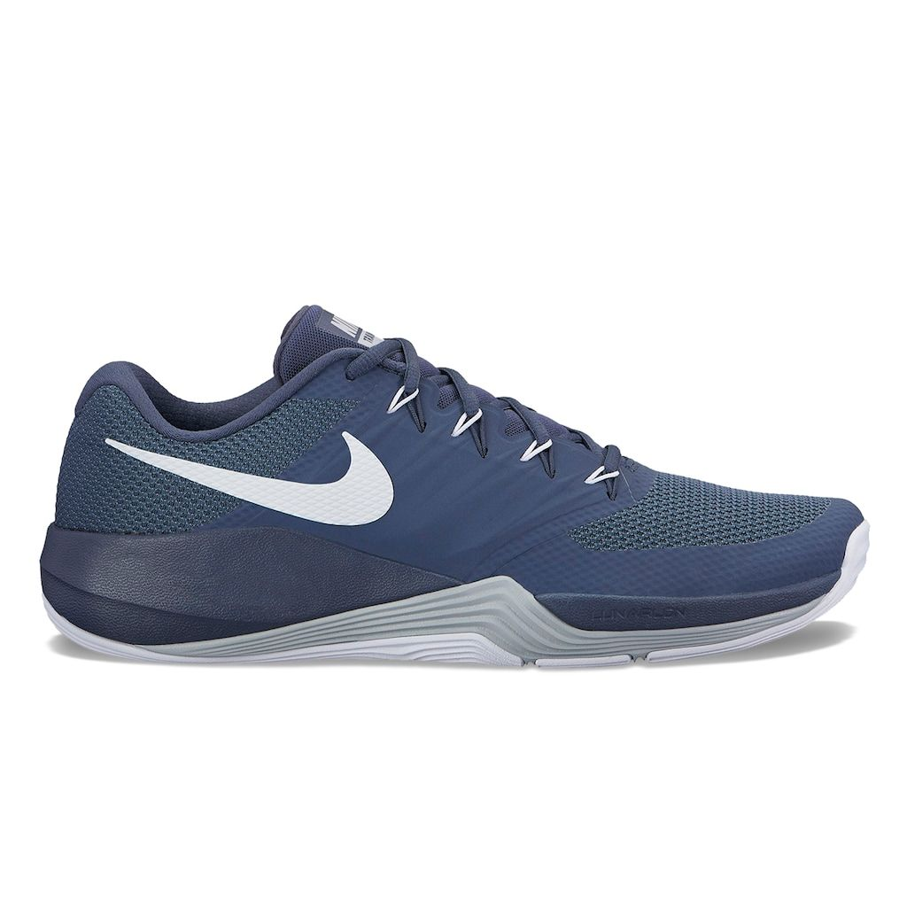 uk availability fdb65 64b96 Nike Lunar Prime Iron II Men s Cross Training Shoes, Blue